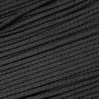 Flechtkordel 10mm dunkelgrau