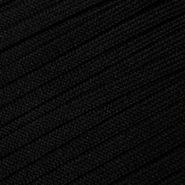 Hoodieband 10mm schwarz