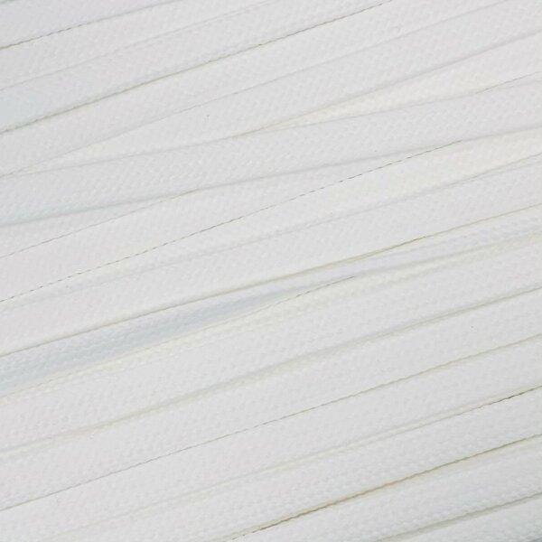 Hoodieband 10mm weiß