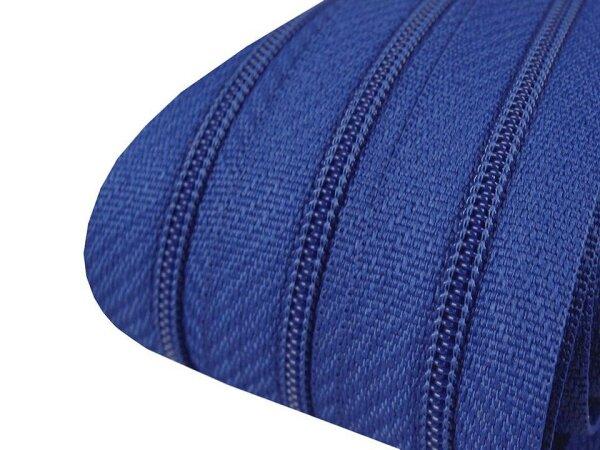 Reißverschluss 3mm royalblau