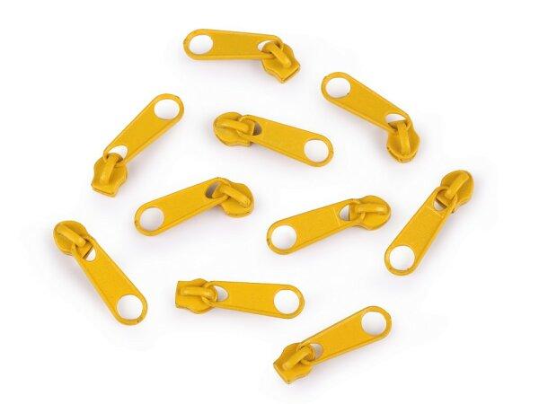 Schieber 3mm gelb