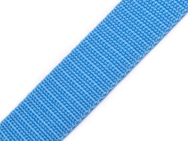 Gurtband 30mm blau