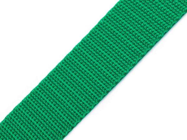 Gurtband 30mm grün